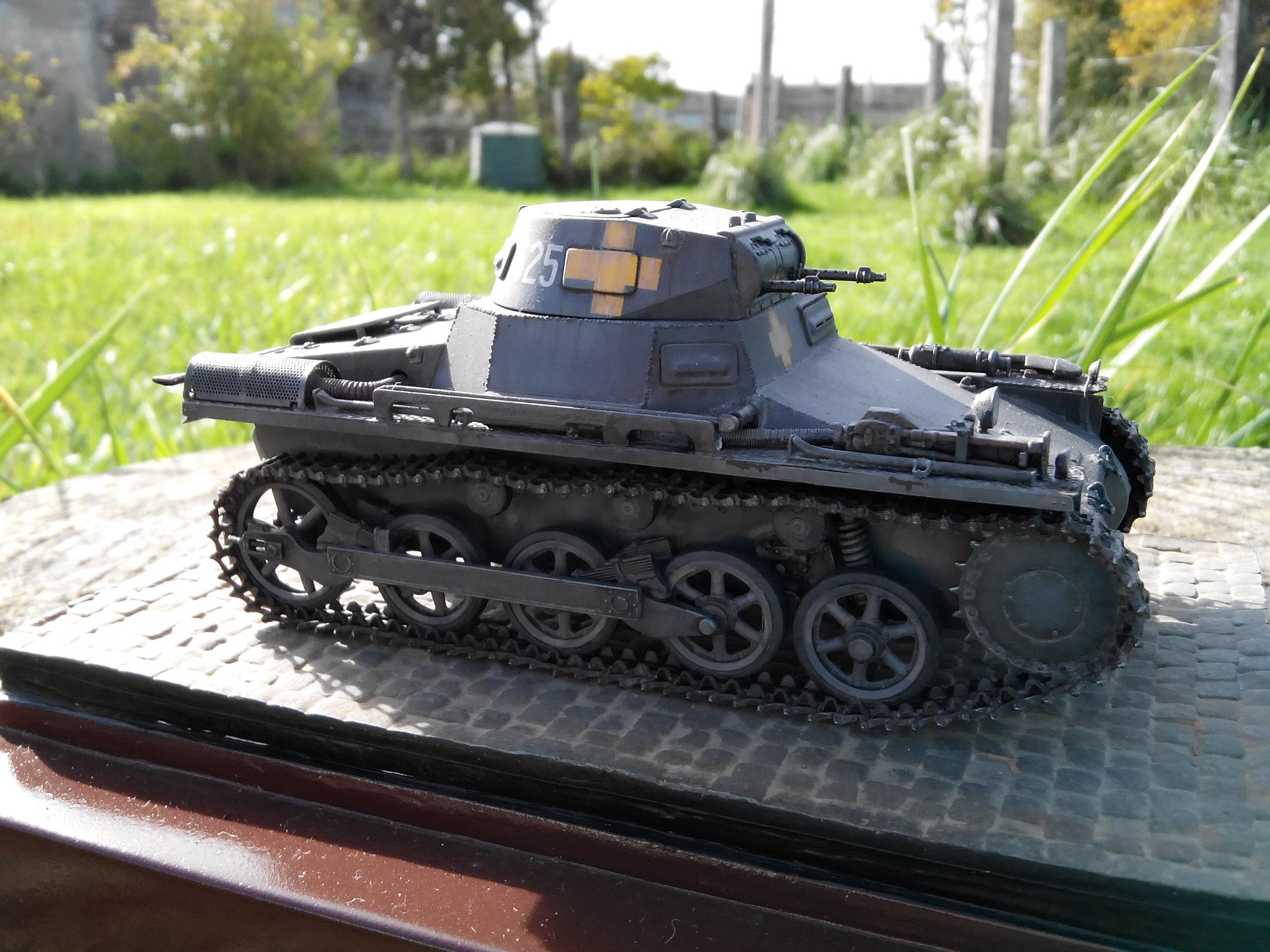 Panzer I 15103002203116795413706138