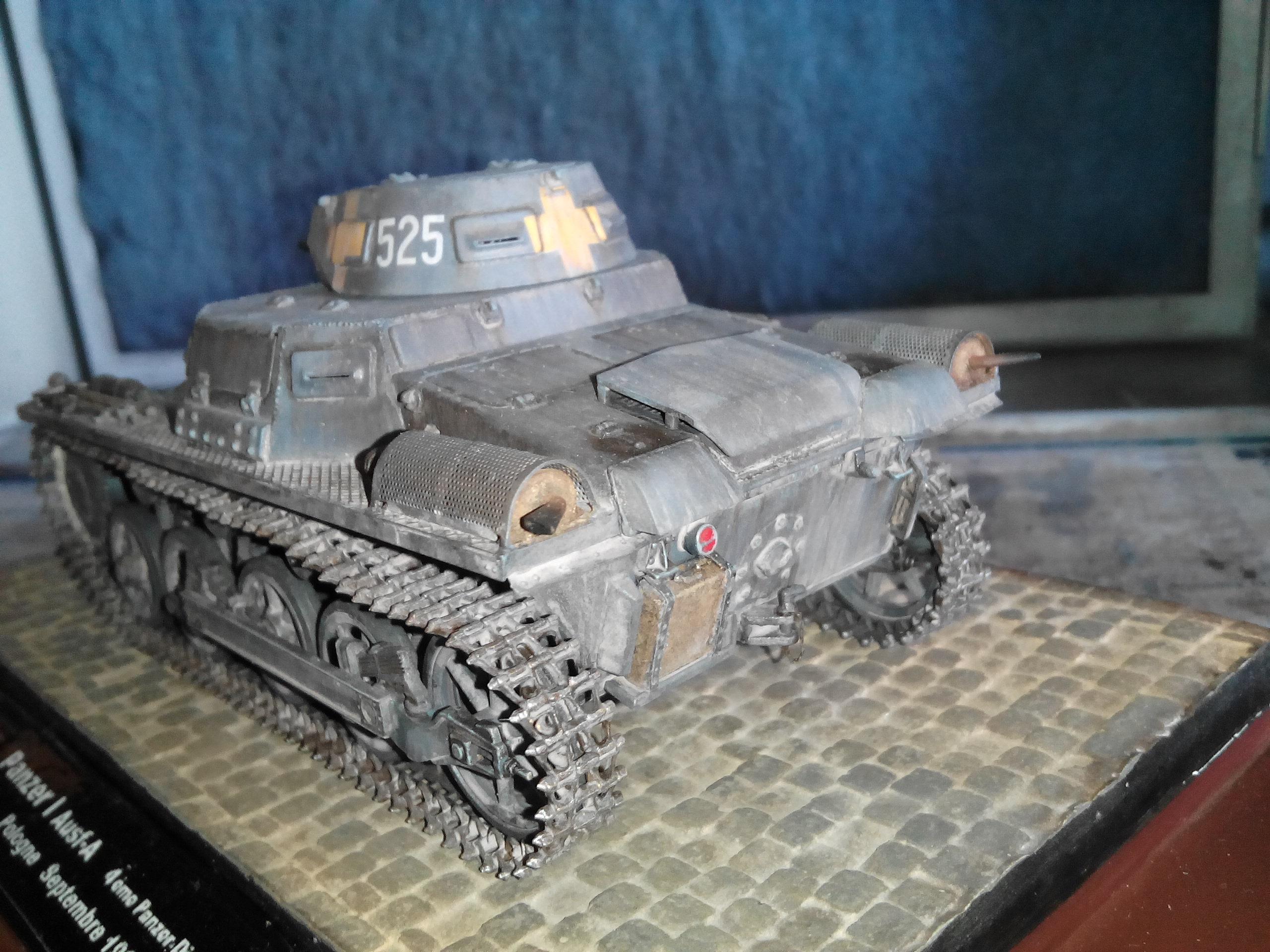 Panzer I 15103002204216795413706139