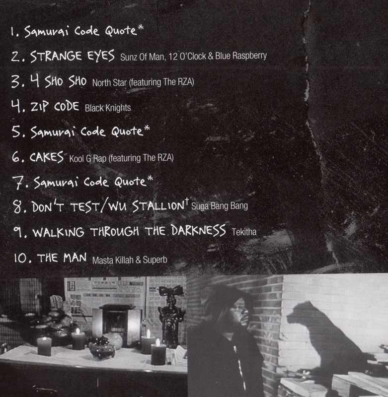 Ghost Dog – La musique du film 15103011092420259513707491