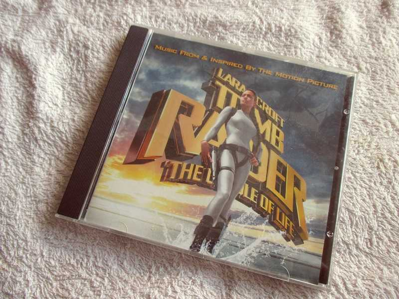 Tomb Raider II – La musique du film 15103011151020259513707502