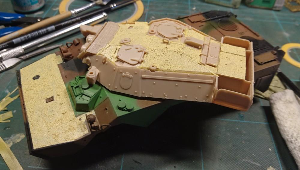[Tiger model] AMX 10 RCR 1/35 15103109030719942713711322