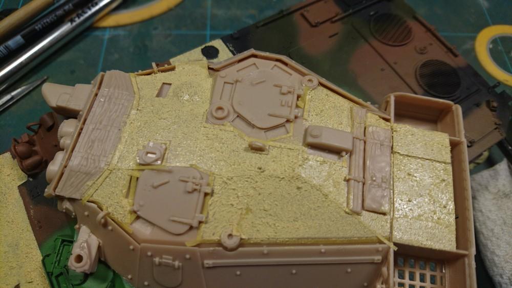 [Tiger model] AMX 10 RCR 1/35 15103109030919942713711323
