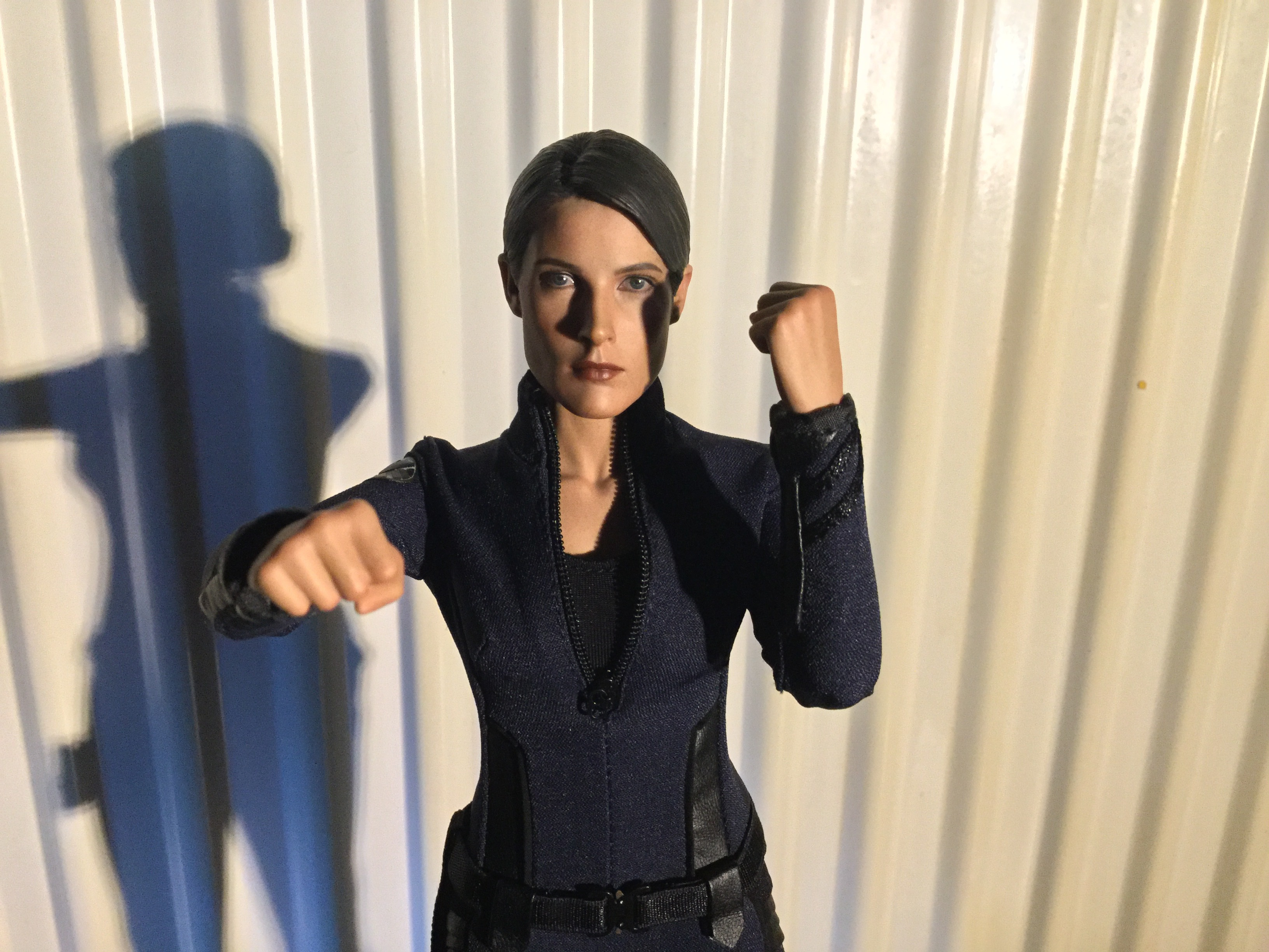 [REVIEW] MMS 305 - Avengers Age of Ultron : Maria Hill (Hot Toys - 2015 Toy Fair Exclusive) 15110310081716541013720680
