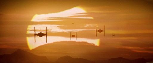 LA PLANÈTE À L'HEURE STAR WARS dans Star Wars 15110705090515263613728983