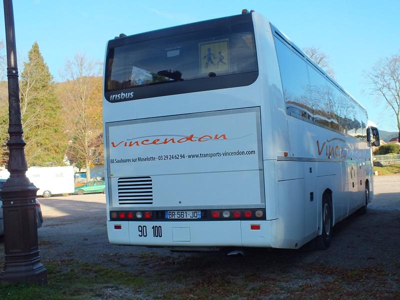 Parc autocars Vincendon 15110710511616327113731369