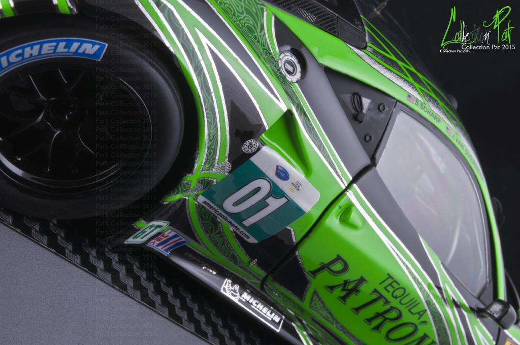 458 GTC Extreme Speed Motorsport Patron 5