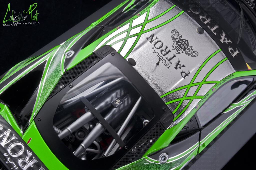 458 GTC Extreme Speed Motorsport Patron 3