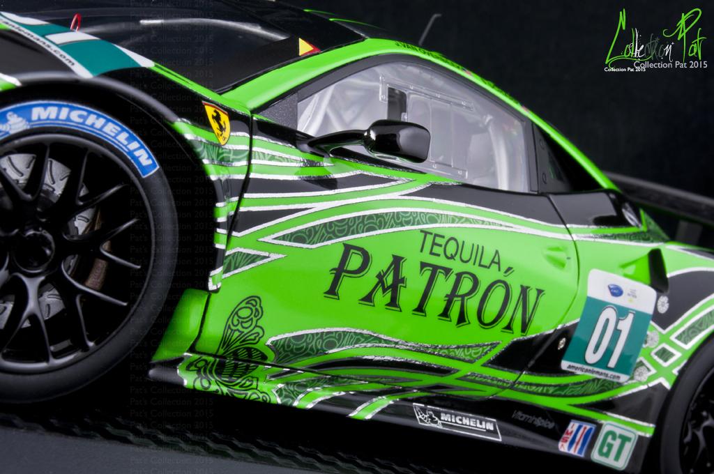 458 GTC Extreme Speed Motorsport Patron 2