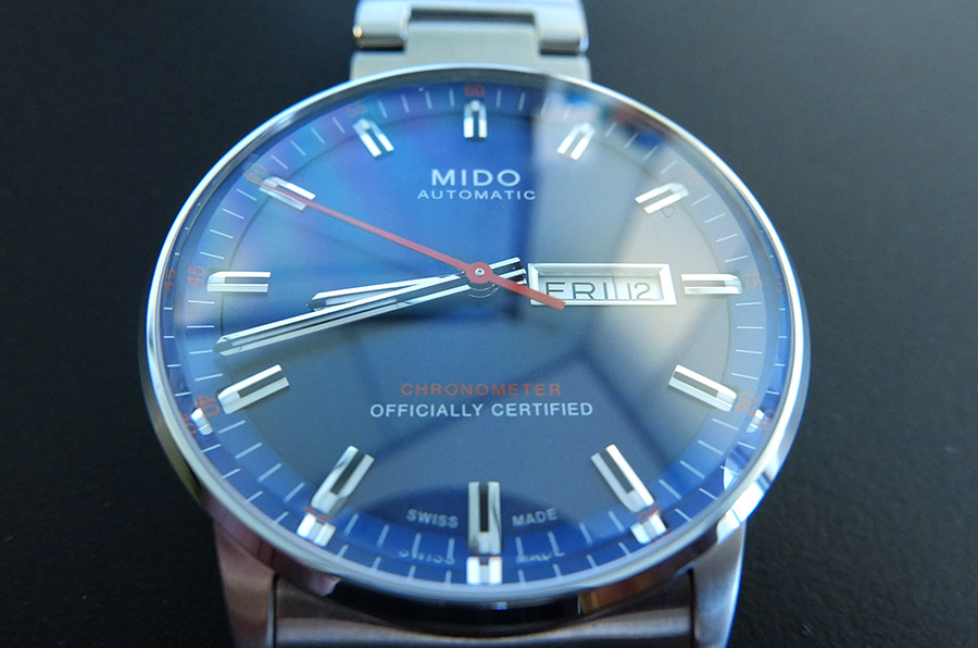 Mido - News : Mido Commander Calibre 80 Chronomètre - Page 3 15111006092814314113739707