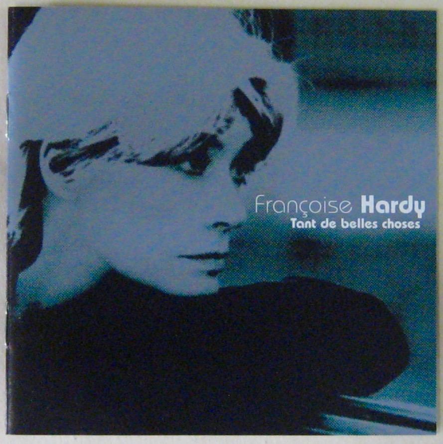 HARDY FRANÇOISE - Parenthèses - CD
