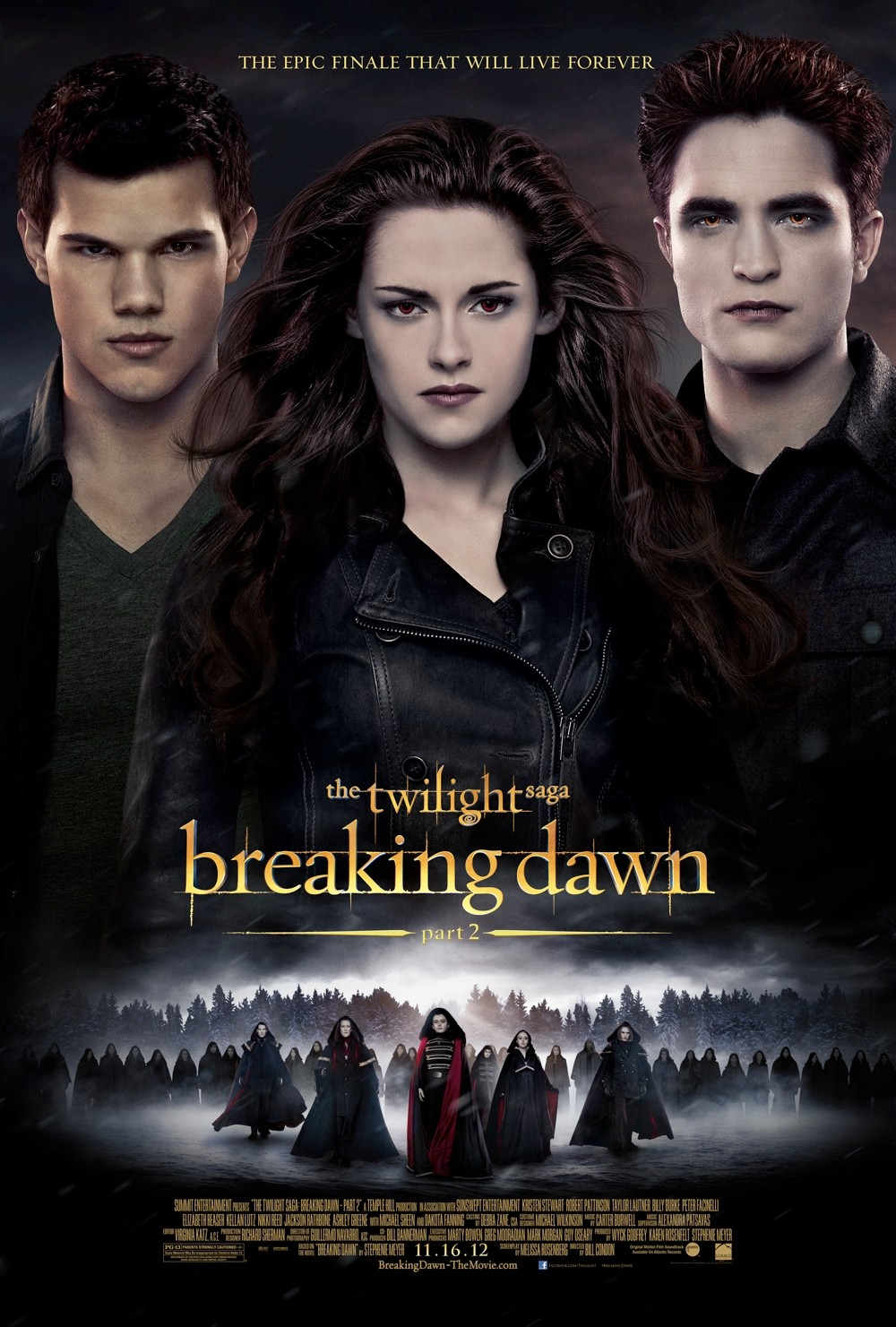 暮光之城:破曉 2 The Twilight Saga:Breaking Dawn Part 2