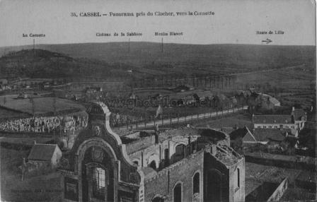 De eerste wereldoorlog in Frans-Vlaanderen 15111906151014196113763575