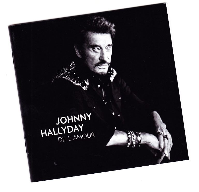 "Chronique par JEAN WILLIAM THOURY de l'album ""DE L'AMOUR"" de JOHNNY HALLYDAY (dans ""Rock Et Folk"") 15111907390317899513763867"