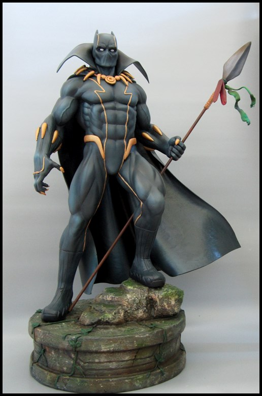 Black Panther moderne 1/4 15112210142016083613769248