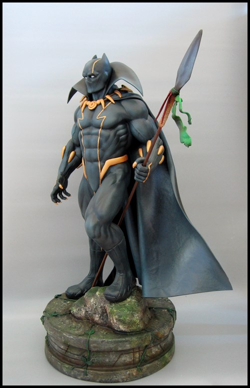 Black Panther moderne 1/4 15112210142216083613769250