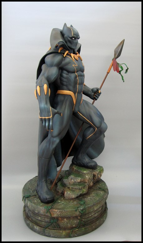 Black Panther moderne 1/4 15112210142516083613769253