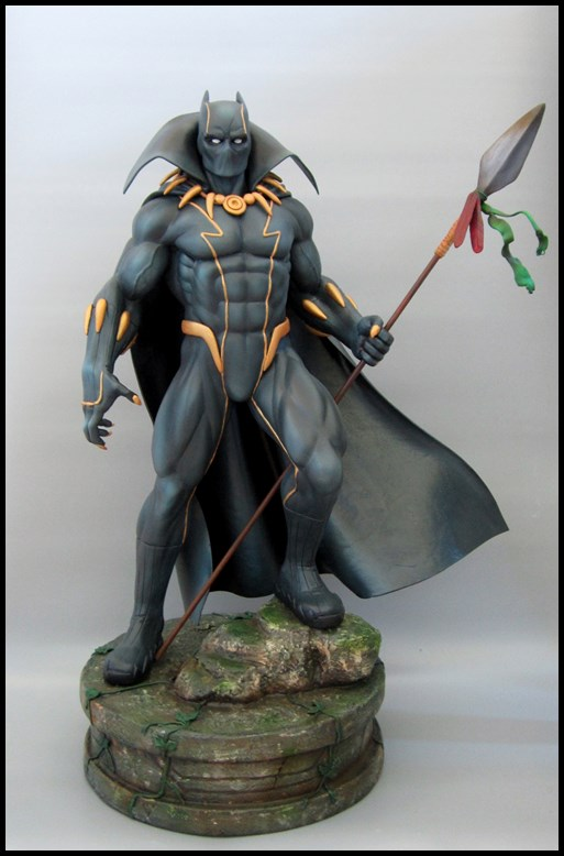 Black Panther moderne 1/4 15112210142616083613769254