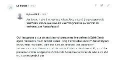 documents pour EMC 4è - le Monde samedi j'ai lu que