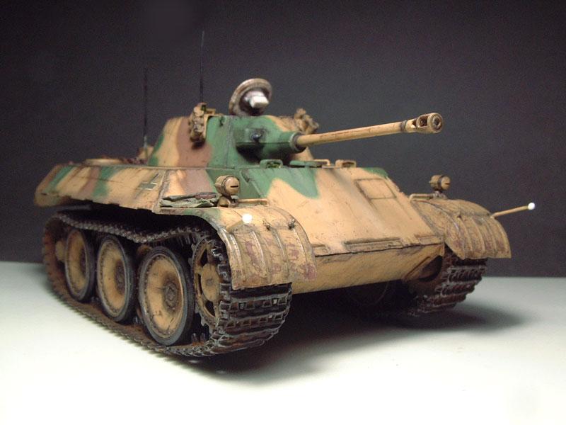 German VK1602 Leopard - [HobbyBoss]- 1/35e  1511230630024769013773029