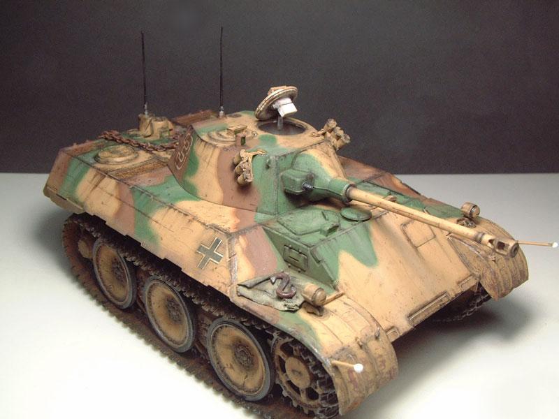 German VK1602 Leopard - [HobbyBoss]- 1/35e  1511230630044769013773037