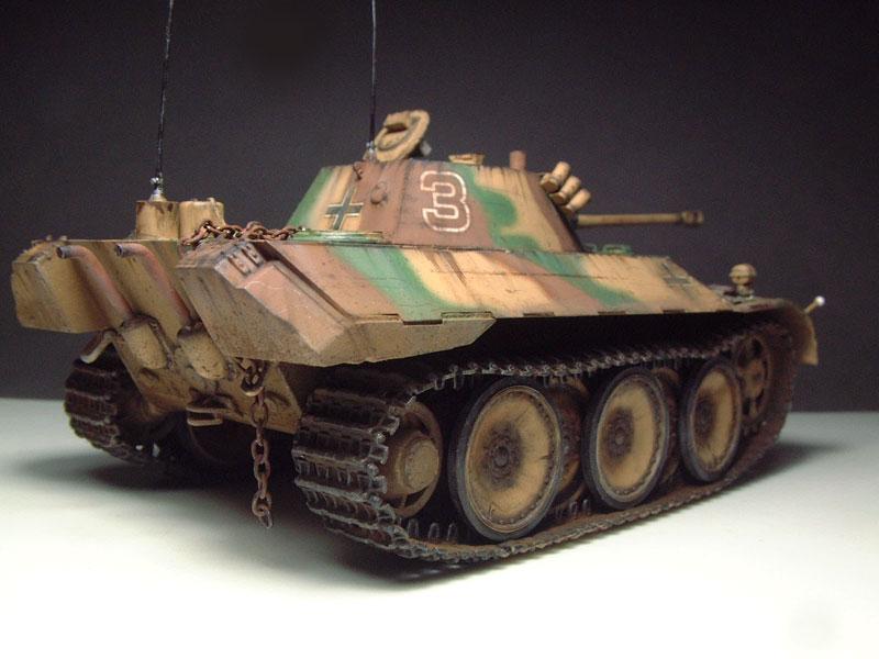 German VK1602 Leopard - [HobbyBoss]- 1/35e  1511230630064769013773043