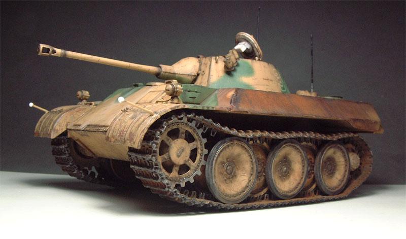 German VK1602 Leopard - [HobbyBoss]- 1/35e  1511230630124769013773066