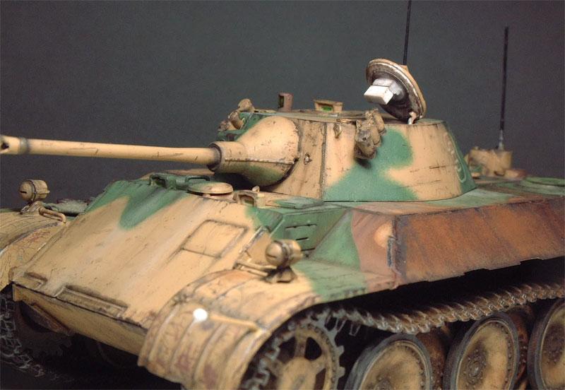 German VK1602 Leopard - [HobbyBoss]- 1/35e  1511230630144769013773073
