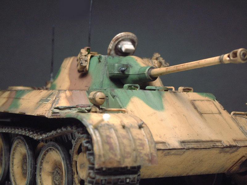 German VK1602 Leopard - [HobbyBoss]- 1/35e  1511230630164769013773081