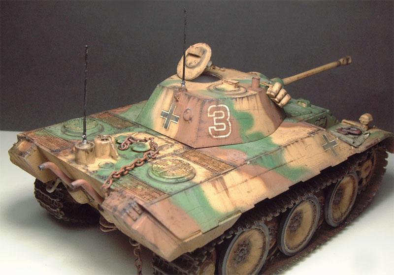 German VK1602 Leopard - [HobbyBoss]- 1/35e  1511230630194769013773087