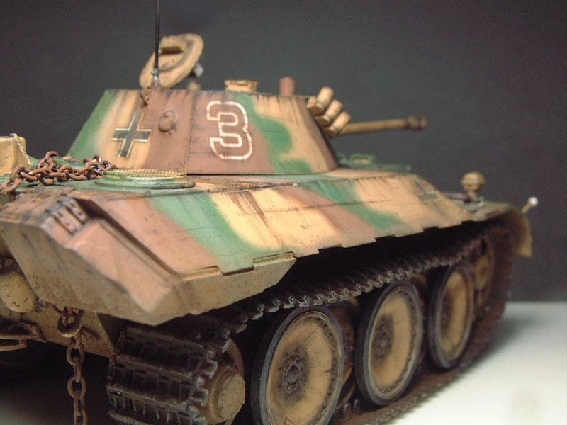 German VK1602 Leopard - [HobbyBoss]- 1/35e  1511230630214769013773095