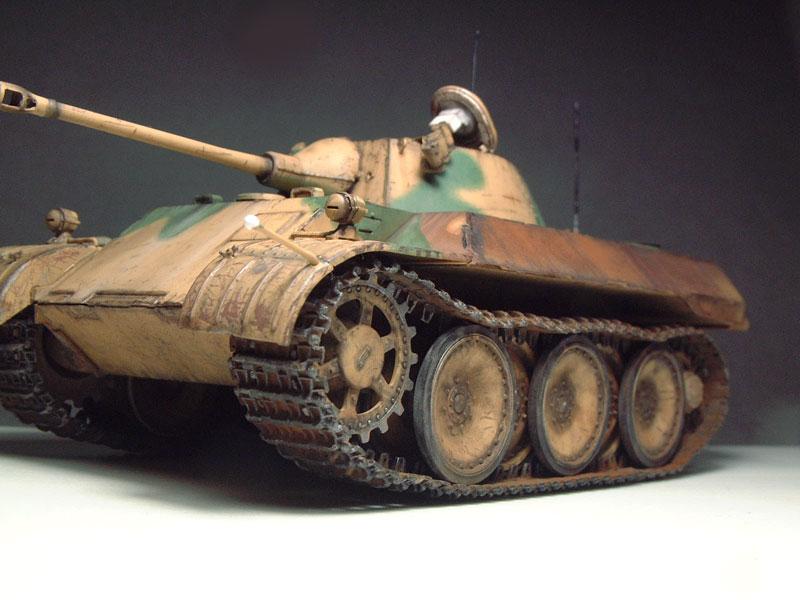 German VK1602 Leopard - [HobbyBoss]- 1/35e  1511230630274769013773114