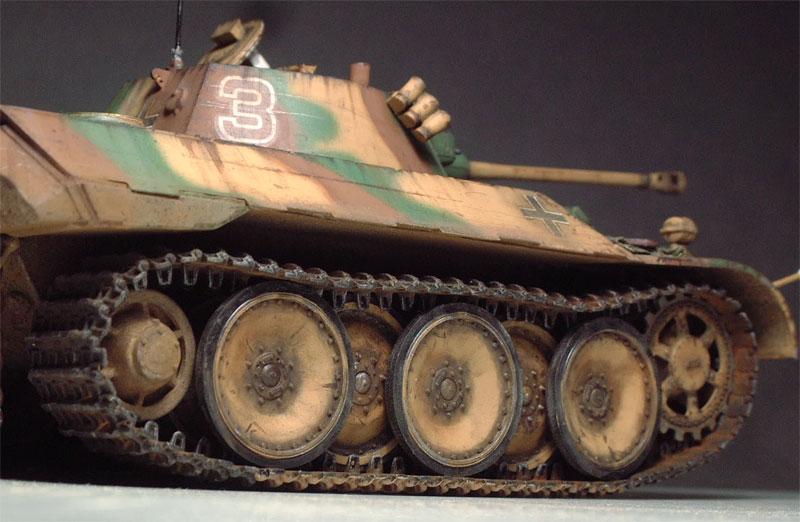 German VK1602 Leopard - [HobbyBoss]- 1/35e  1511230630344769013773124