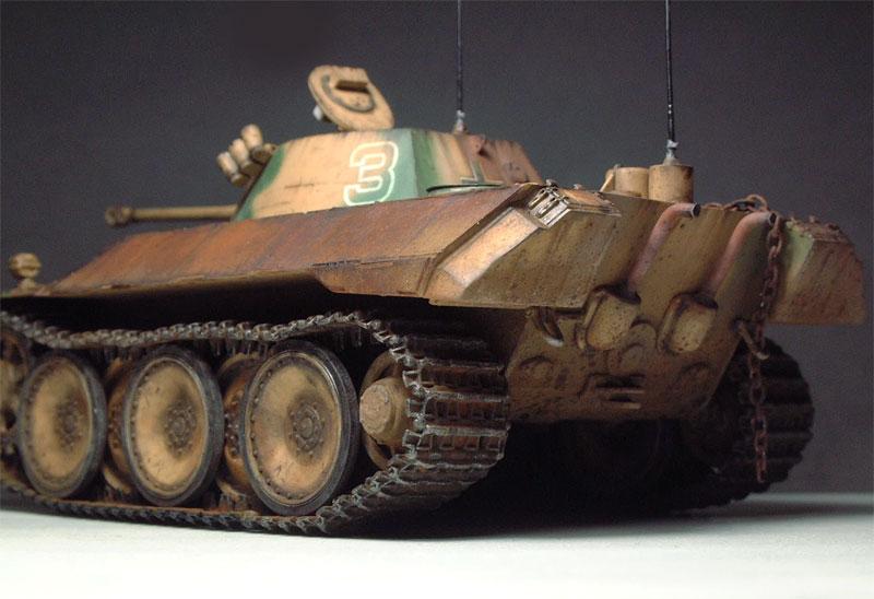 German VK1602 Leopard - [HobbyBoss]- 1/35e  1511230630364769013773128