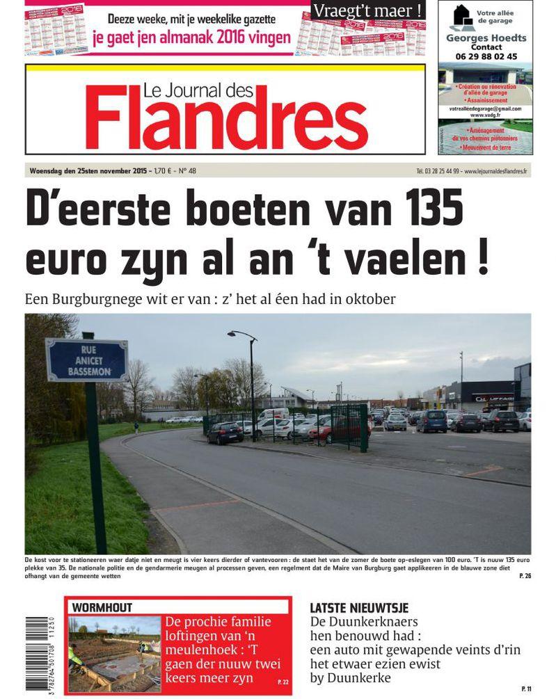 Recente West-Vlaamse opschriften en mededelingen 15112406531114196113775963