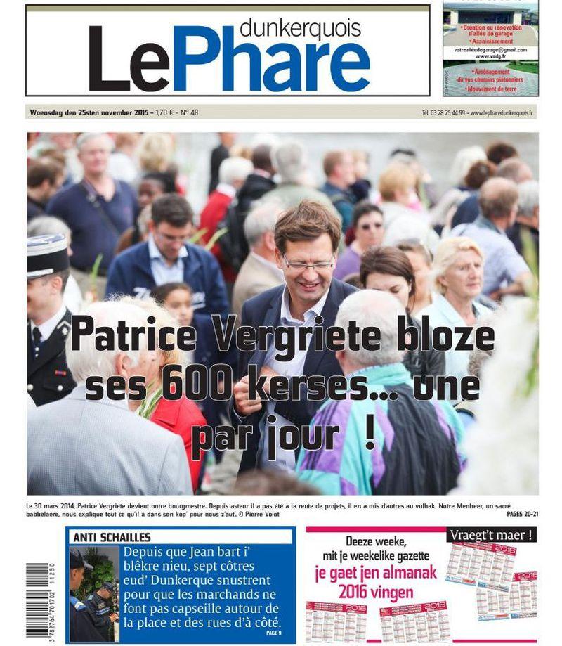 De weekbladen van la voix du Nord in Frans-Vlaanderen - Pagina 2 15112410235714196113776659