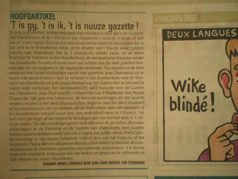 Recente West-Vlaamse opschriften en mededelingen - Pagina 3 15112610151614196113781508