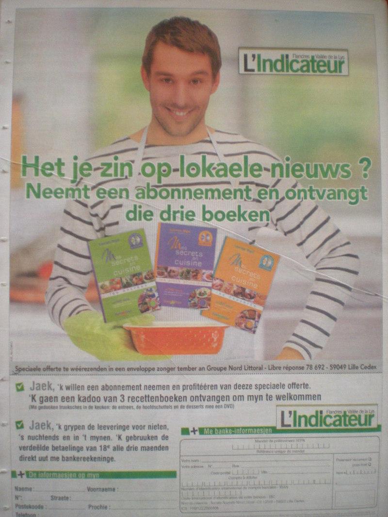 Recente West-Vlaamse opschriften en mededelingen - Pagina 3 15112610152514196113781511