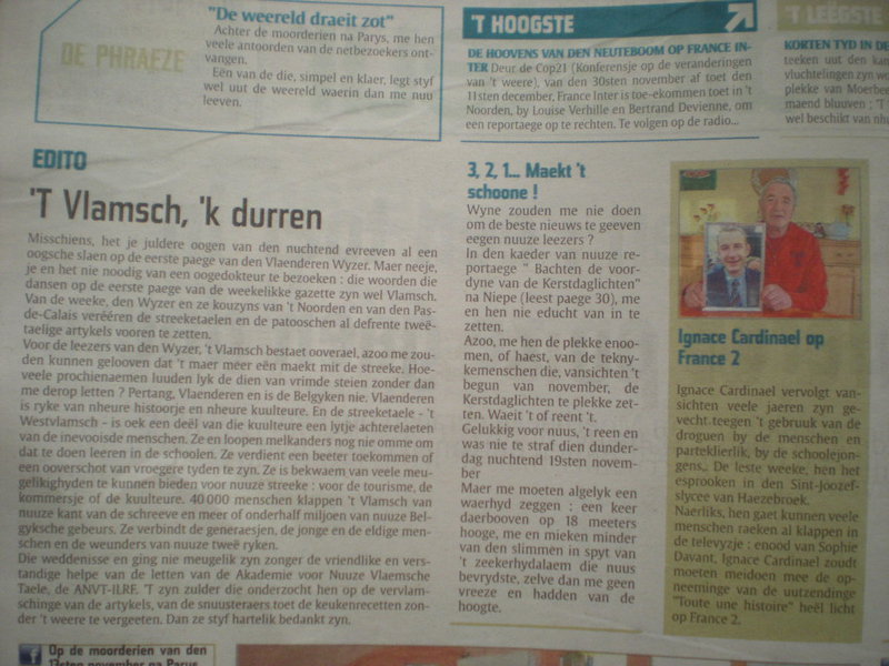 Recente West-Vlaamse opschriften en mededelingen - Pagina 3 15112610163314196113781517