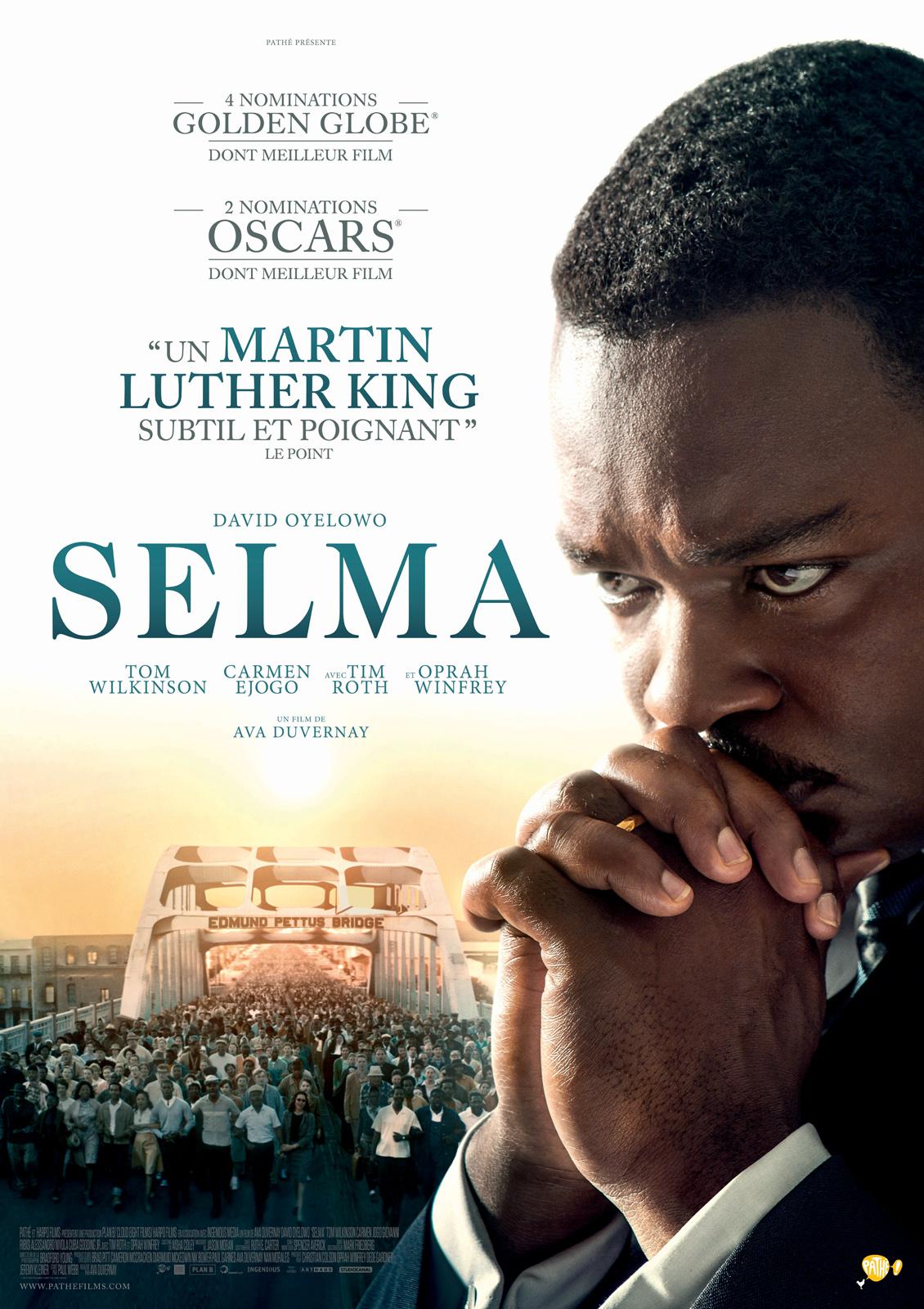 逐夢大道 / 塞爾瑪 / 塞爾瑪遊行 / Selma