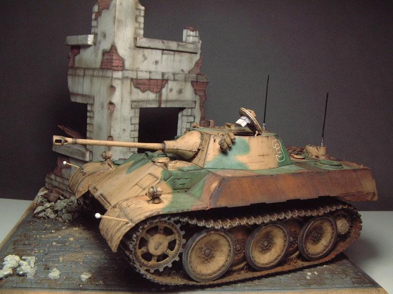 German VK1602 Leopard - [HobbyBoss]- 1/35e  1511280404044769013785610
