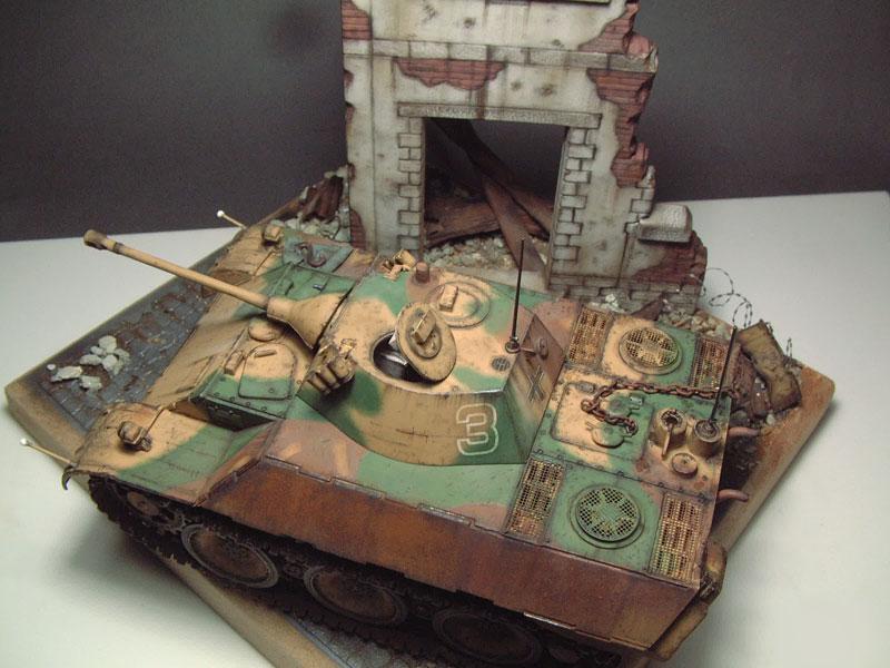 German VK1602 Leopard - [HobbyBoss]- 1/35e  1511280404104769013785612