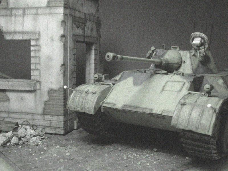 German VK1602 Leopard - [HobbyBoss]- 1/35e  1511280404184769013785615