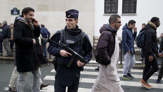 policière noyée paris
