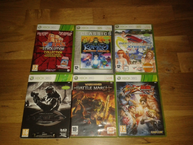 xbox - Xbox / Xbox 360 15120705220012298313813151