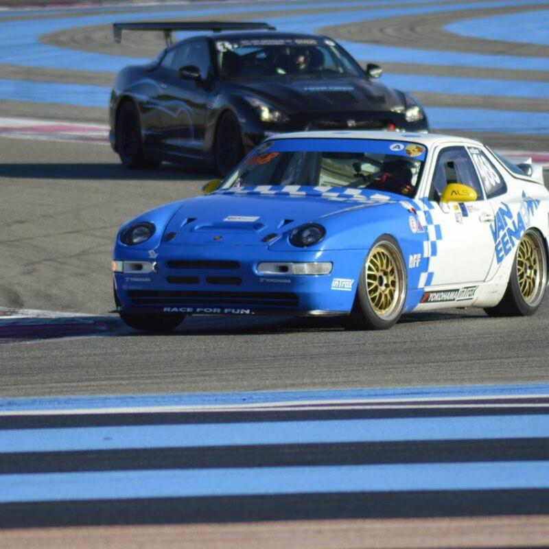 Le Castellet 28 novembre avec Porsche Club Méditerranée 1512071135056452913814163