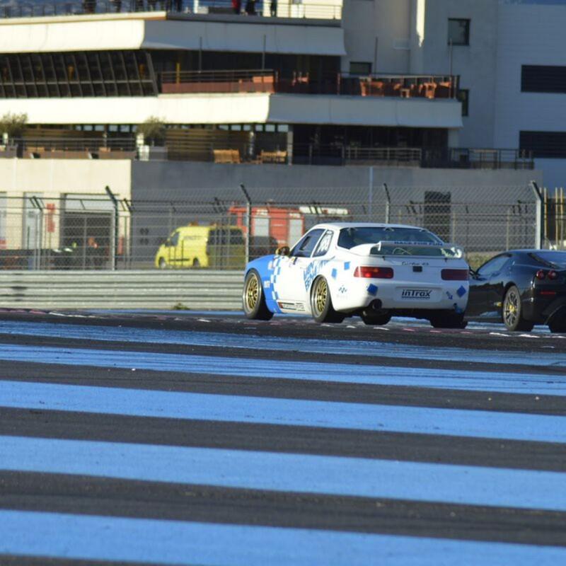Le Castellet 28 novembre avec Porsche Club Méditerranée 1512071135076452913814164