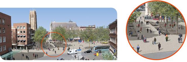 Lopen, fietsen, rijden en parkeren in Duinkerke 15121005180714196113820173