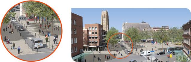 Lopen, fietsen, rijden en parkeren in Duinkerke 15121005180814196113820174