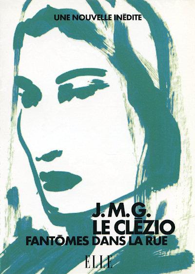 Fantômes dans la rue - J.M.G Le Clézio