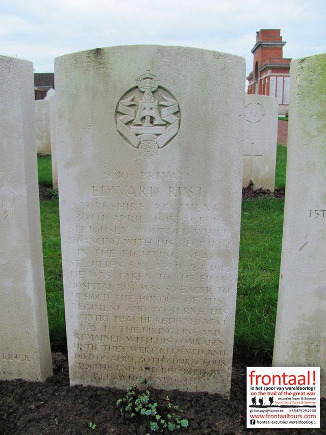 De eerste wereldoorlog in Frans-Vlaanderen 15122105241414196113845386
